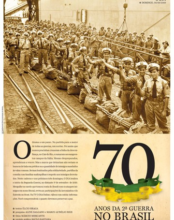 70 years of Brazil in the WW2