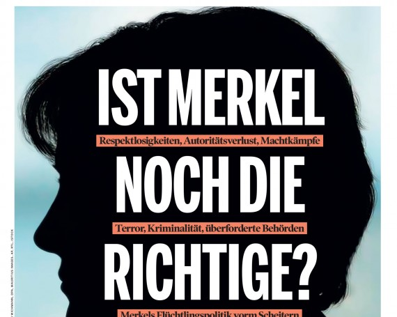 Is Merkel still the right one?